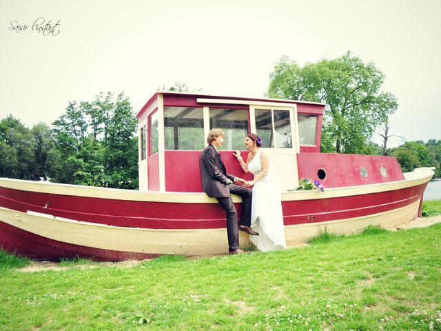 Le mariage de Nathalie et Alexandre à Ambazac, Haute-Vienne 10