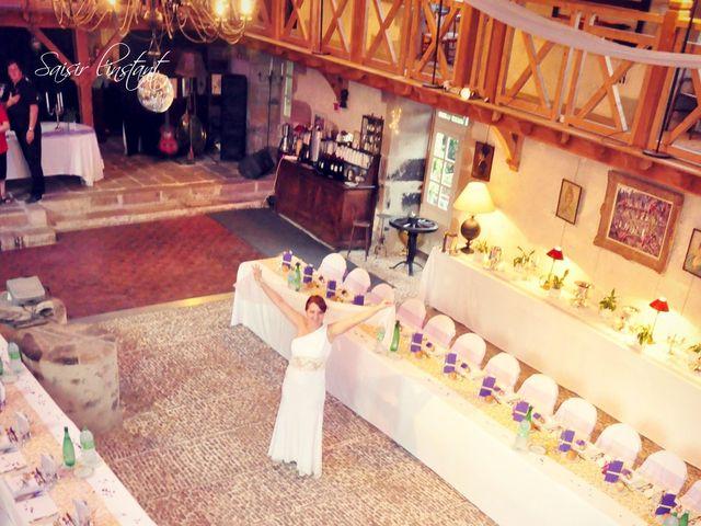 Le mariage de Nathalie et Alexandre à Ambazac, Haute-Vienne 14