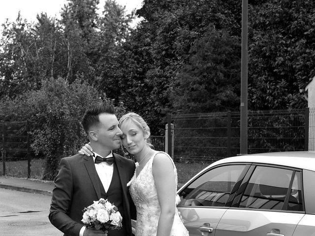 Le mariage de Hélène et Mickaël