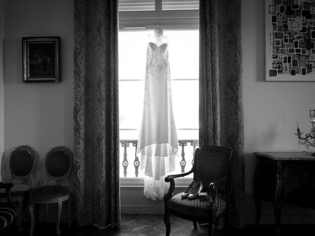 Le mariage de Florian et Sandra à Trouhans, Côte d'Or 5