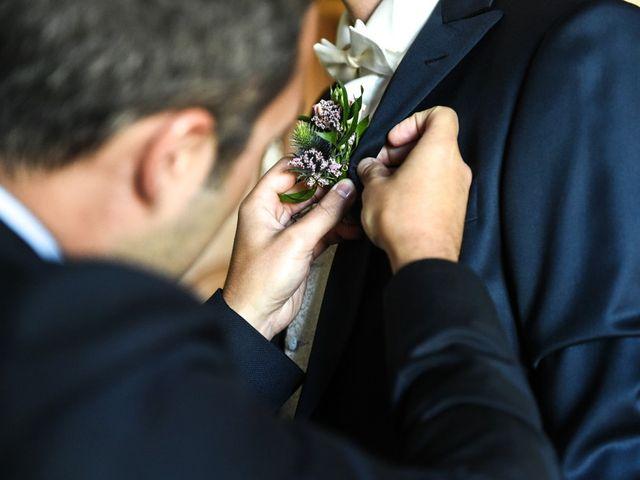 Le mariage de Florian et Sandra à Trouhans, Côte d'Or 10