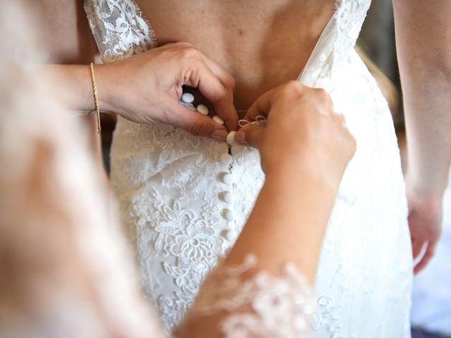 Le mariage de Florian et Sandra à Trouhans, Côte d'Or 14