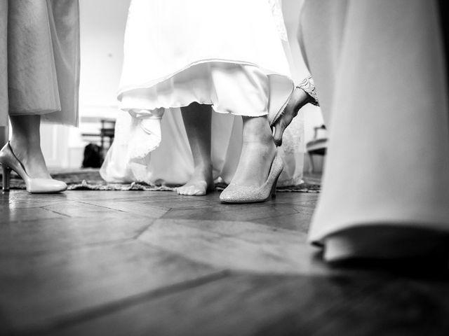 Le mariage de Florian et Sandra à Trouhans, Côte d'Or 15