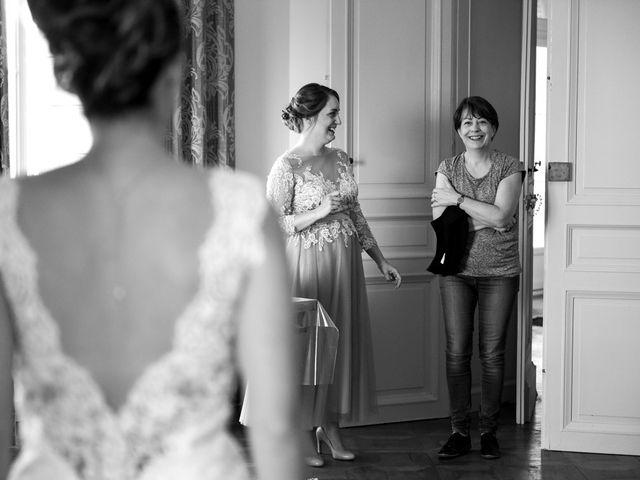 Le mariage de Florian et Sandra à Trouhans, Côte d'Or 20