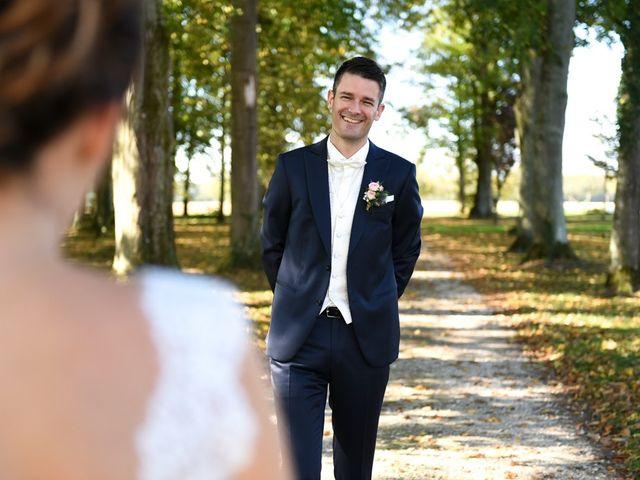 Le mariage de Florian et Sandra à Trouhans, Côte d'Or 23
