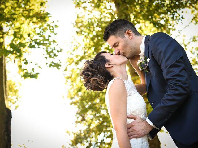 Le mariage de Florian et Sandra à Trouhans, Côte d'Or 24