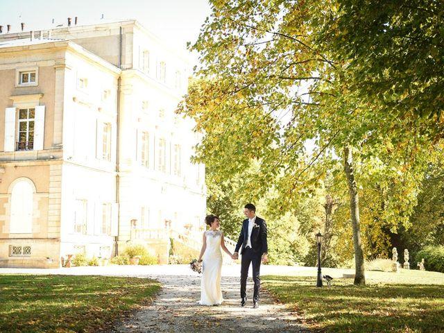 Le mariage de Florian et Sandra à Trouhans, Côte d'Or 25