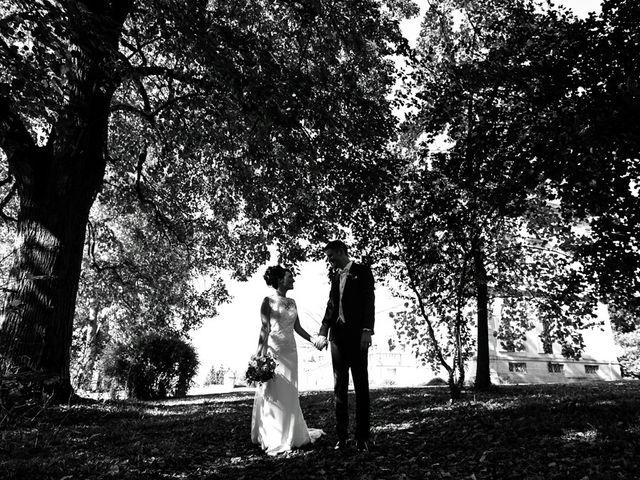 Le mariage de Florian et Sandra à Trouhans, Côte d'Or 27