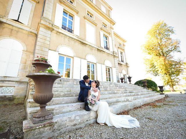 Le mariage de Florian et Sandra à Trouhans, Côte d'Or 28