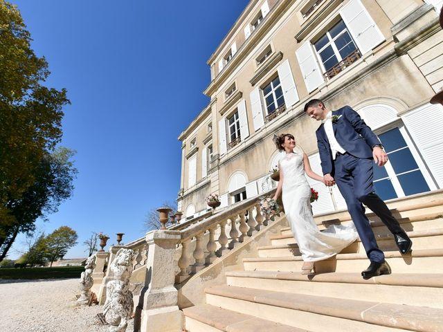 Le mariage de Florian et Sandra à Trouhans, Côte d'Or 30
