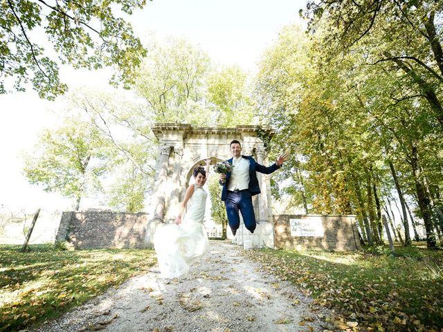 Le mariage de Florian et Sandra à Trouhans, Côte d'Or 31