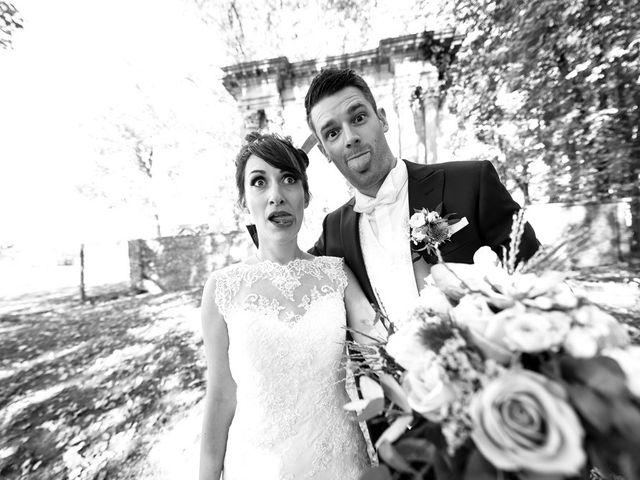 Le mariage de Florian et Sandra à Trouhans, Côte d'Or 32