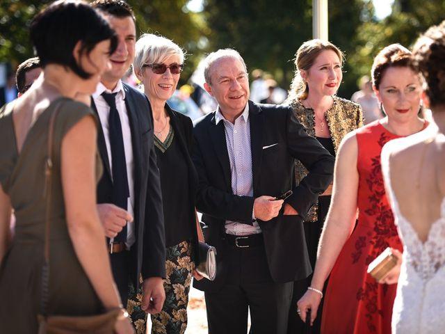 Le mariage de Florian et Sandra à Trouhans, Côte d'Or 38
