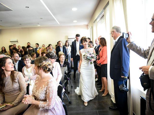 Le mariage de Florian et Sandra à Trouhans, Côte d'Or 42