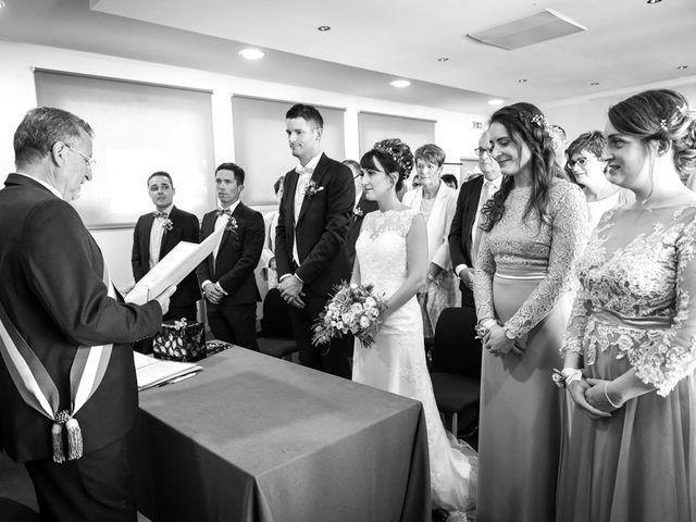 Le mariage de Florian et Sandra à Trouhans, Côte d'Or 43