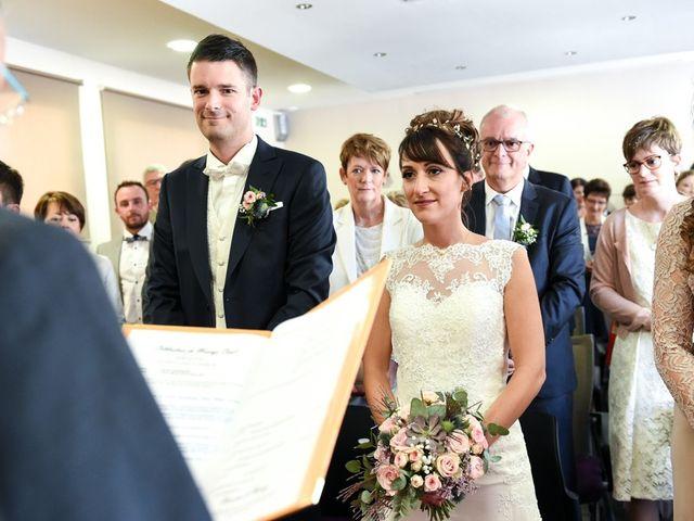 Le mariage de Florian et Sandra à Trouhans, Côte d'Or 44