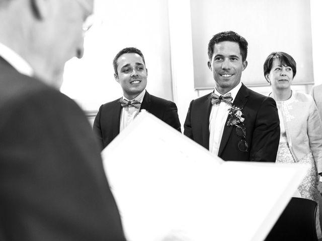 Le mariage de Florian et Sandra à Trouhans, Côte d'Or 45