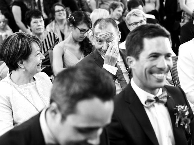 Le mariage de Florian et Sandra à Trouhans, Côte d'Or 47