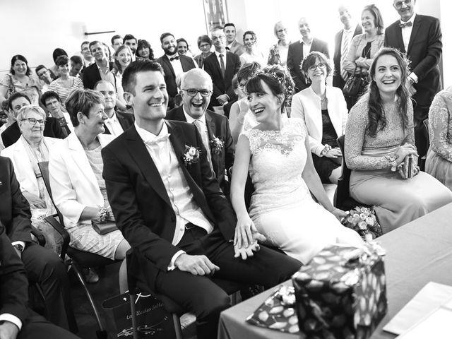 Le mariage de Florian et Sandra à Trouhans, Côte d'Or 50