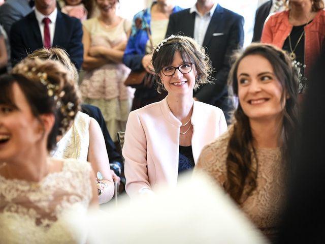 Le mariage de Florian et Sandra à Trouhans, Côte d'Or 51