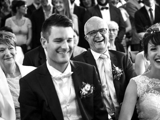 Le mariage de Florian et Sandra à Trouhans, Côte d'Or 52