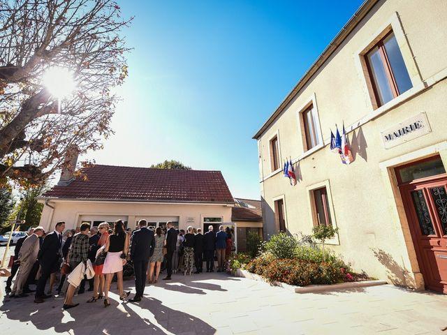 Le mariage de Florian et Sandra à Trouhans, Côte d'Or 55