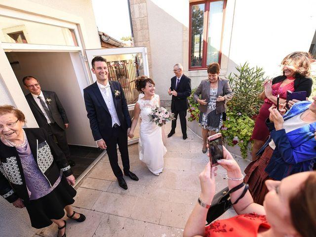 Le mariage de Florian et Sandra à Trouhans, Côte d'Or 56