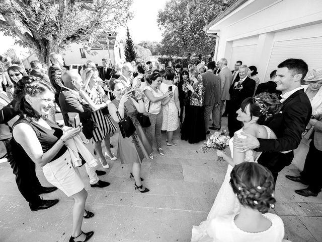 Le mariage de Florian et Sandra à Trouhans, Côte d'Or 57