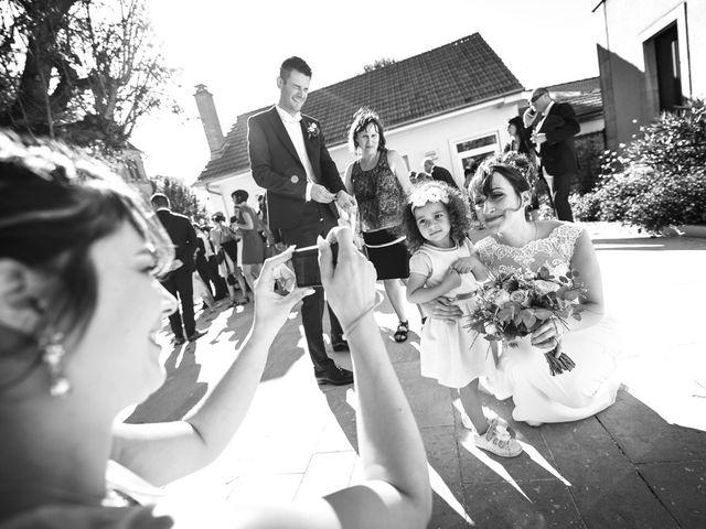 Le mariage de Florian et Sandra à Trouhans, Côte d'Or 58