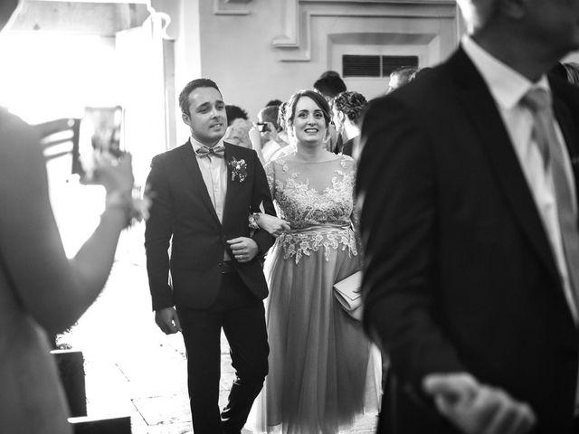Le mariage de Florian et Sandra à Trouhans, Côte d'Or 63