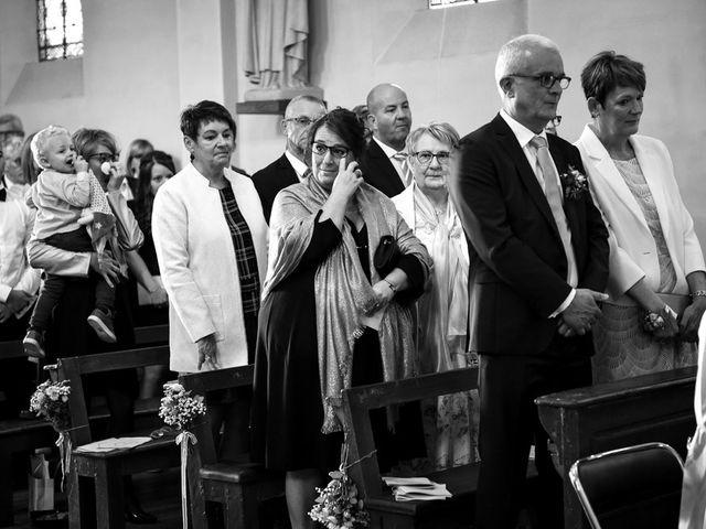 Le mariage de Florian et Sandra à Trouhans, Côte d'Or 69