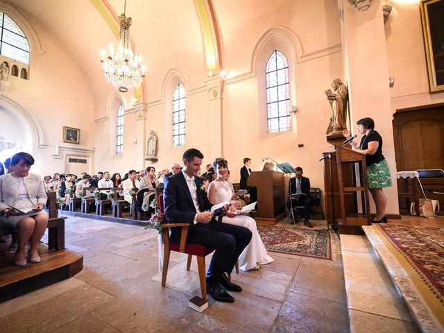 Le mariage de Florian et Sandra à Trouhans, Côte d'Or 70