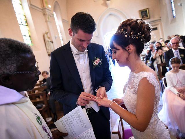 Le mariage de Florian et Sandra à Trouhans, Côte d'Or 77