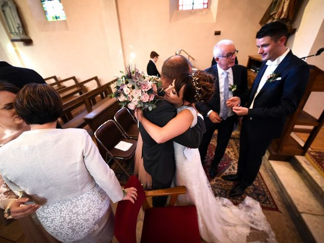 Le mariage de Florian et Sandra à Trouhans, Côte d'Or 81