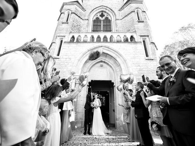 Le mariage de Florian et Sandra à Trouhans, Côte d'Or 85