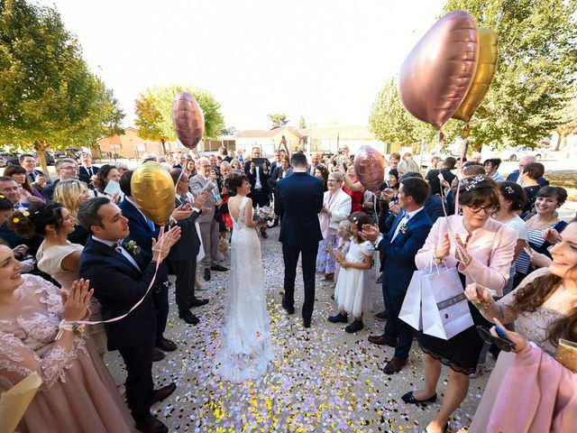 Le mariage de Florian et Sandra à Trouhans, Côte d'Or 86