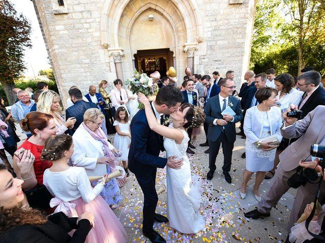 Le mariage de Florian et Sandra à Trouhans, Côte d'Or 87