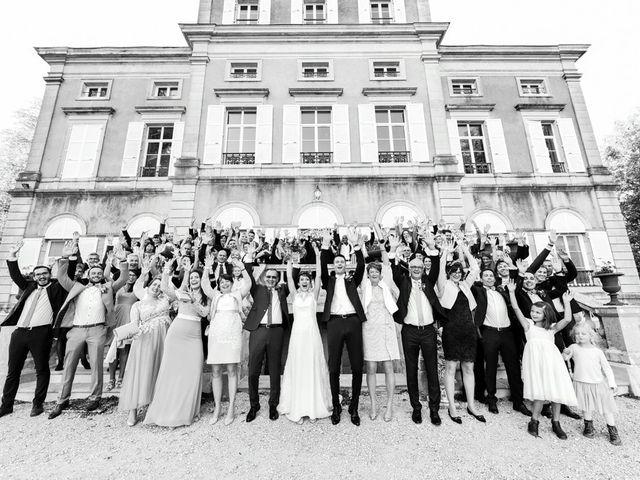 Le mariage de Florian et Sandra à Trouhans, Côte d'Or 93