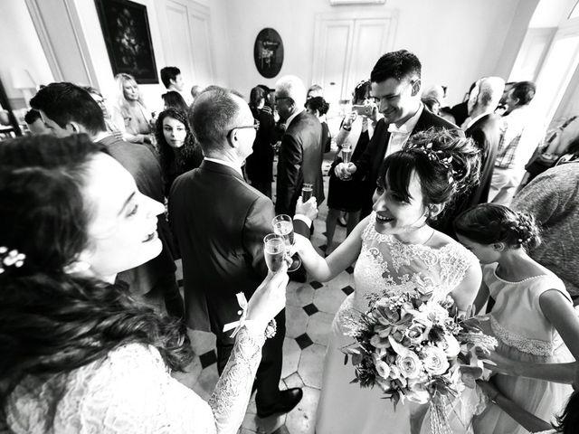 Le mariage de Florian et Sandra à Trouhans, Côte d'Or 94