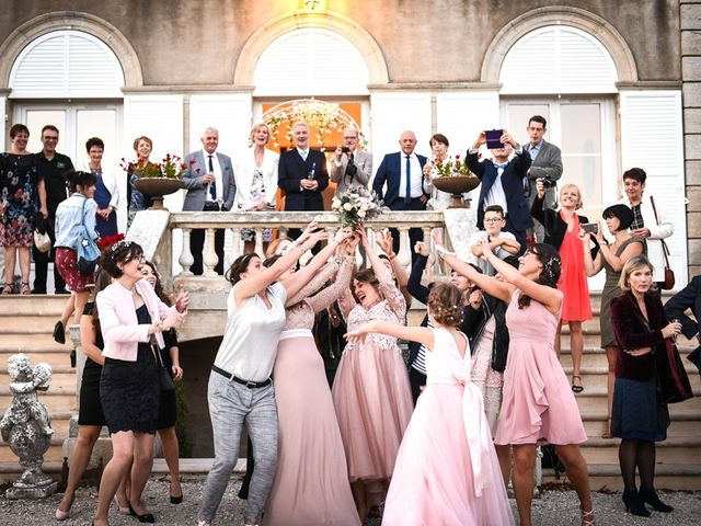 Le mariage de Florian et Sandra à Trouhans, Côte d'Or 100