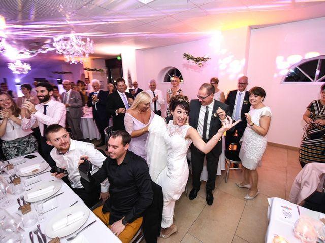 Le mariage de Florian et Sandra à Trouhans, Côte d'Or 102