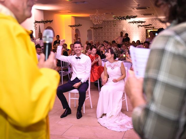 Le mariage de Florian et Sandra à Trouhans, Côte d'Or 112
