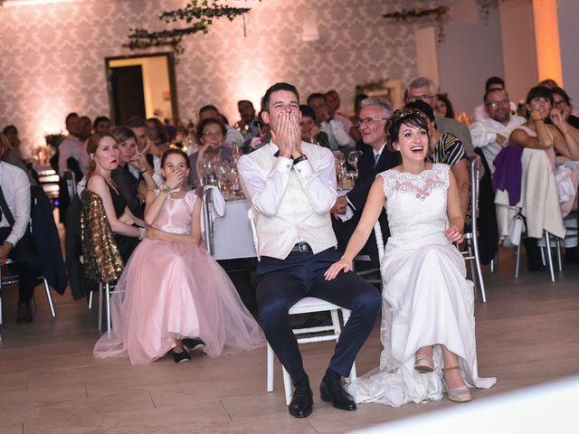 Le mariage de Florian et Sandra à Trouhans, Côte d'Or 114