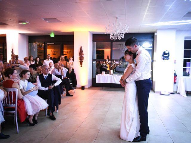 Le mariage de Florian et Sandra à Trouhans, Côte d'Or 115