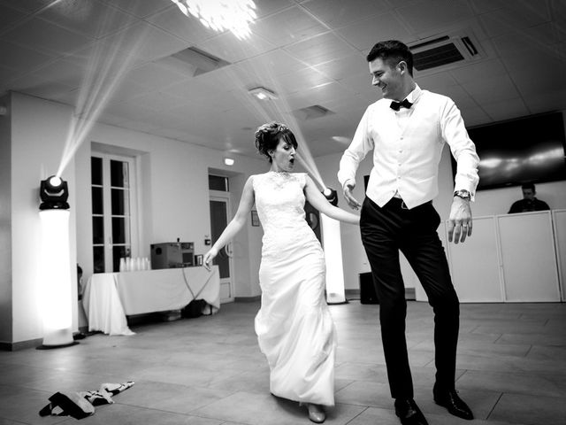 Le mariage de Florian et Sandra à Trouhans, Côte d'Or 117