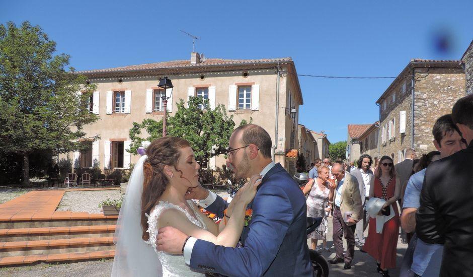 Le mariage de Patrick  et Agathe à Sorèze, Tarn