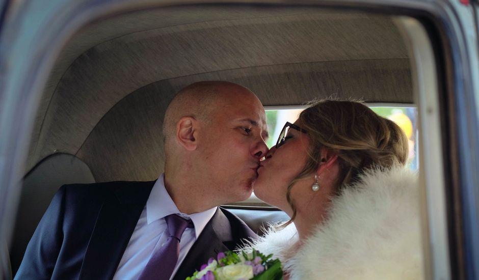 Le mariage de Stéphane et Vanessa à Charenton-le-Pont, Val-de-Marne