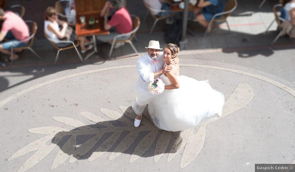 Le mariage de Christophe et Samantha à Cannes, Alpes-Maritimes