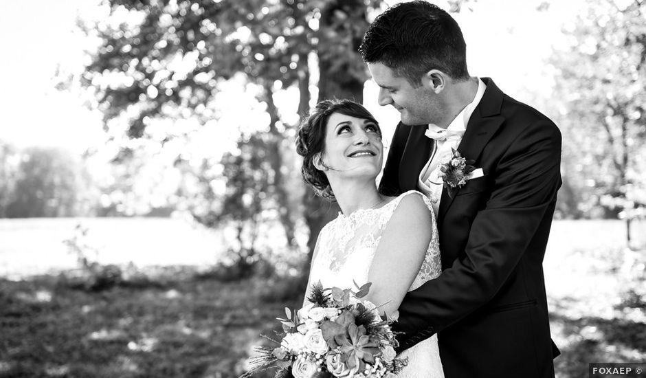 Le mariage de Florian et Sandra à Trouhans, Côte d'Or