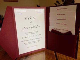 Le mariage de Alexia et Jean-Victor 3